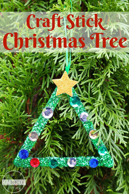 Are you looking for a simple Christmas tree ornament craft to make this year? This super cute and fun-to-makeornament crafts for kids uses craft sticks for aneasy Christmas crafts for kids. These colorful ornaments are sure to brighten up your Christmas tree or make a great kid made Christmas gift for grandparents. ThisChristmas ornaments for preschoolers to make is perfect for toddler, preschool, pre-k, kindergarten, first grade, and 2nd grade students.