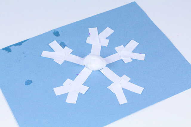 build your snowflake
