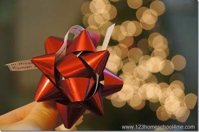 Christmas Story Scavenger Hunt