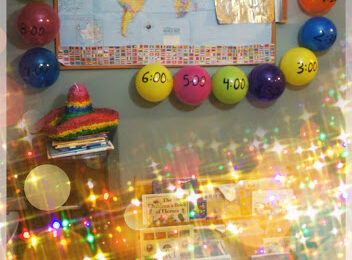 New Years Countdown for Kids