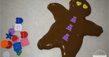 No Stick Gingerbread Slime Recipe