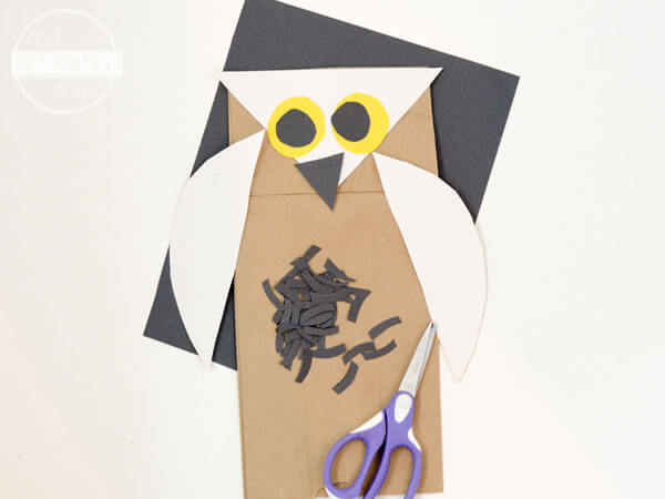 make eyes for this construction paper craft