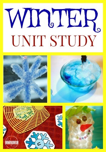 Winter Unit Study - includes free printables, lesson plans, lots of clever ideas and activities to make learning fun for preschool, kindergarten, first grade, 2nd grade, 3rd grade, 4th grade, 5th grade, 6th grade.