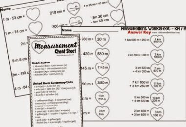 Valentines-Day-Measurement-Worksheets