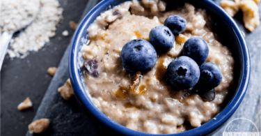 Blueberry-Overnight-Oatmeal-Recipe