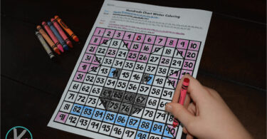 students will have fun practicing counting to 100 with these winter themed, super cute Hundreds Chart Coloring