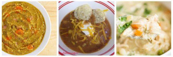 soup crockpot recipes