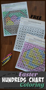 easter color by number hundreds chart