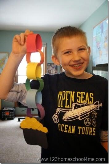 Simple Rainbow Craft for Kids