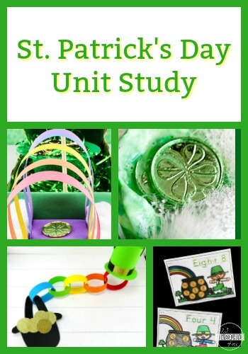 Learn all about Saint Patrick's Day with this delightful, week-long st patrick's day theme! This st patrick theme is perfect for preschool, pre-k, kindergarten, and elementary age students in first grade, 2nd grade, 3rd grade, 4th grade, 5th grade, and 6th grdae students. Just pick your favorite st patrick's day activities, books, and educationalSt Patrick's day worksheets and you are ready to have fun learning with your kids.