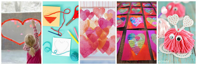 Super cool Valentine's Day Crafts