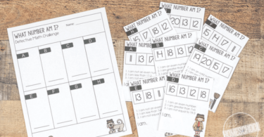 Math Mysteries - FUN Addition and Subtraction Math Problems