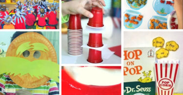 Dr. Seuss Activities