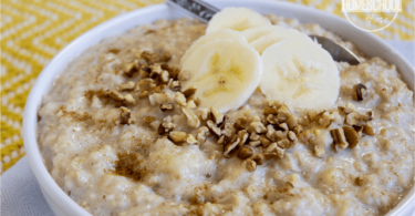 Quick-Banana-Bread-Oatmeal-Recipe