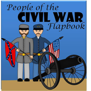 People of the Civil War Flapbook