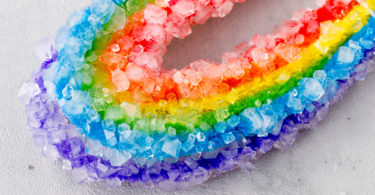 beautiful borax crystals science project for kids