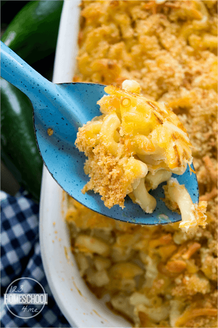 extra creamy, easy to make, and good for you mac and cheese recipe
