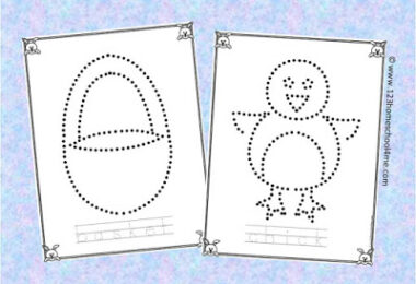 FREE-Easter-Tracing-Pages