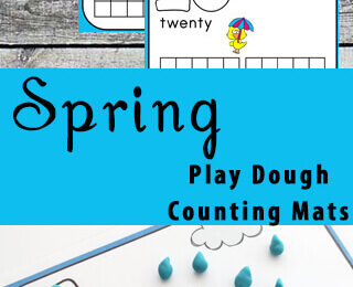 Free Spring Counting Mats