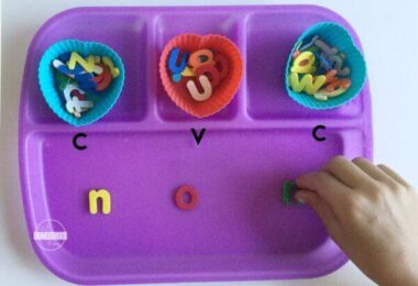 Nonsense Words Activity