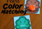Pearl Color Matching Activity