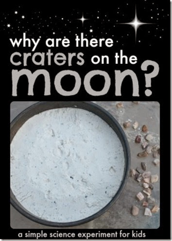 Why are Their Crafters on the Moon