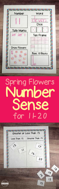 Kids will have fun working on number sense for numbers 11-20 with thesenumber sense worksheets. Thesenumber sense worksheets kindergarten and first grade are a great way to help kids understand the tricky teen numbers with a no prep kindergarten math worksheet! Simply download pdf file withkindergarten number sense worksheets and you are ready to play and learn!