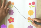 Match the Flower Preschool Worksheet