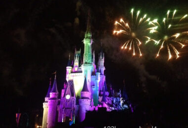 Tips for Watching Magic Kingdom Fireworks