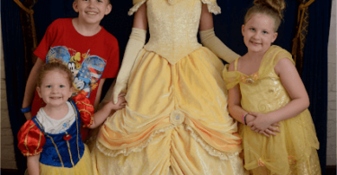 Perfect Princess Disney World Trip