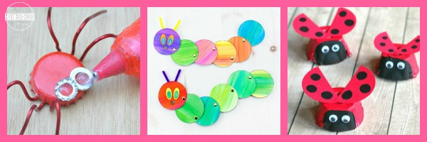 Bug Art for Kids
