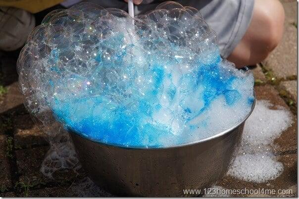 bubble-activity