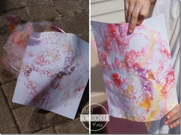 bubble-artwork-summer-kids-activities-must-try-for-summer-bucket-list