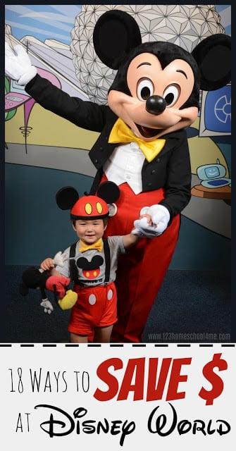 Ideas for Saving-Money-at-Disney-World
