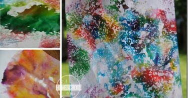 Amazing Bubble Artwork for Kids
