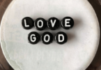 Love God Bracelet Craft