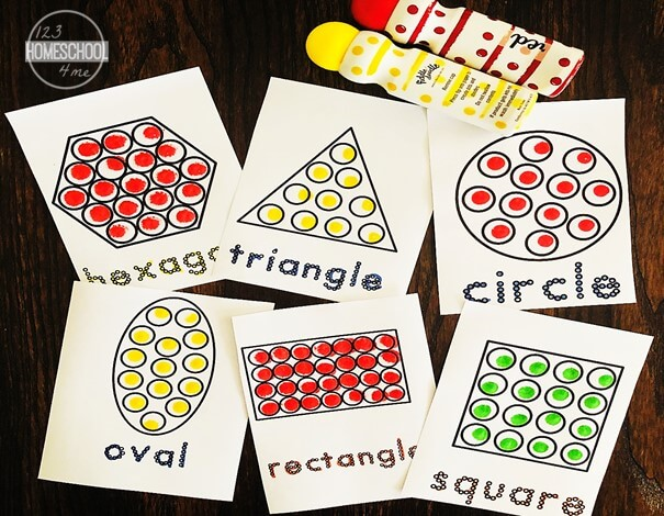 bingo-marker-shapes-worksheet-toddler-preschool-kindergarten-first-grade