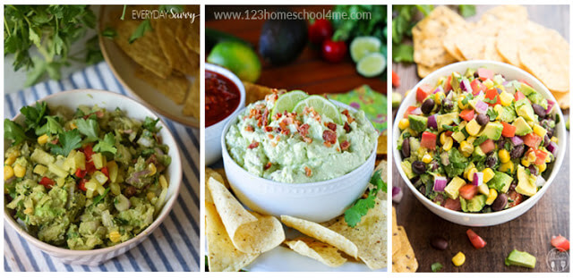easy-guacamole-recipes