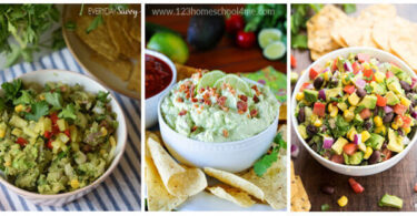 Easy-to-Make-Guacamole-Recipes