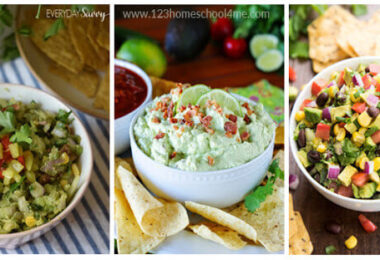 Easy-to-Make-Guacamole-Recipes