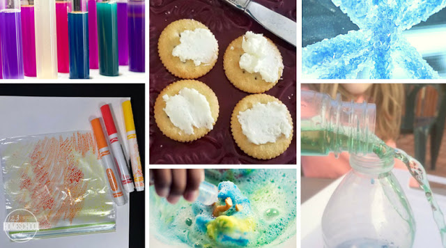 30 Incredible Chemistry Experiments | 123 Homeschool 4 Me
