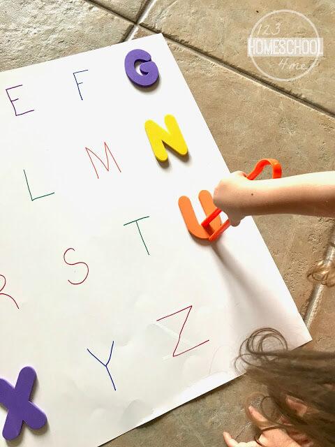 fine-motor-skills-homeschool-activity-cloud-bin-letters