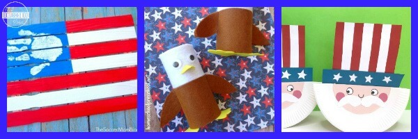 Fourth of July Art & Craft Projects