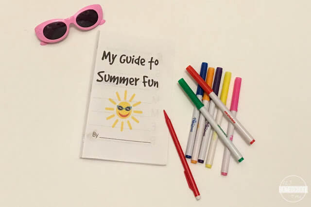 summer-fun-book-for-kids-printable