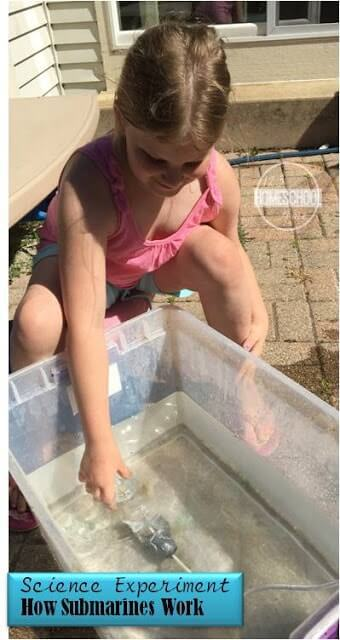 Why do boats float? Come find out with our simple explanations, clever experiments for kids, videos, and more #science #preschool #kindergarten
