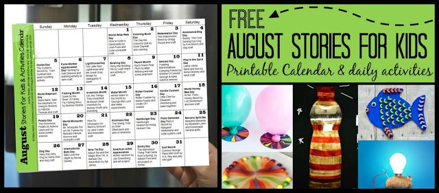 August-Activity-Calendar