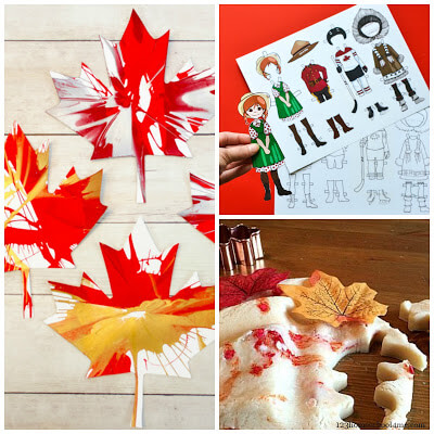 Canada Day Kids Activities