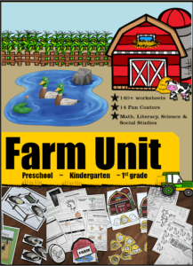 HUGE Farm Unit for Kids