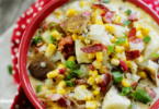 Instapot Corn Chowder Recipe