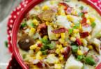 Instapot Corn Chowder Recipe